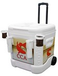 Picture of Igloo Ice Cube 60 Marine Ultra Roller Cooler