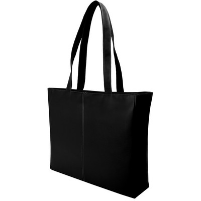 Lamis Large Zippered Tote