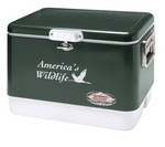 Picture of Coleman 54-Quart Classic Steel Belted Cooler