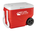 Picture of Coleman 40-Quart Wheeled Cooler