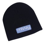 Picture of Custom Embroidered 100% Wool Beanie Cap