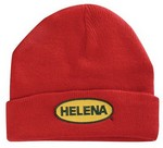 Picture of Custom Embroidered Roll-Over Acrylic Beanie Cap