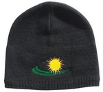 Picture of Personalized Embroidered Acrylic/Polar Fleece Beanie