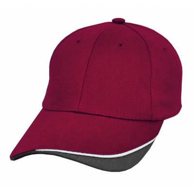 Customizable Heavy Brushed Cotton Baseball Cap