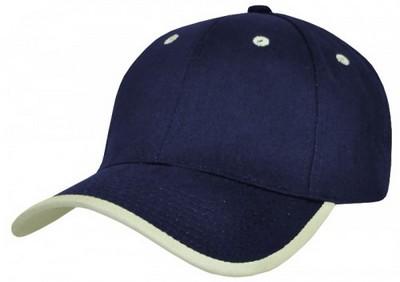 Custom Printed Wrap-Over Multi-Color Baseball Cap