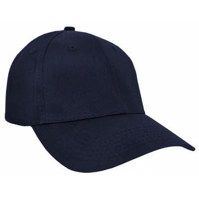 Custom Embroidered Logo Cotton Twill Baseball Cap