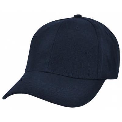 Custom Embroidered Wool Blend Baseball Cap