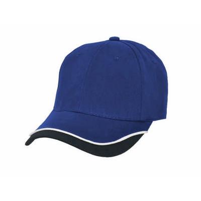 Customizable 6-Panel Embroidered Merlin Baseball Cap