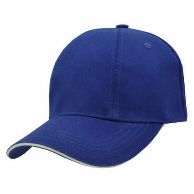 Custom Embroidered HBC Rotated Panel Baseball Cap