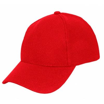 Custom Logo Mesh 6-Panel PQ Baseball Cap