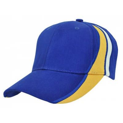 Custom Embroidered HBC Mesh Side Baseball Hat