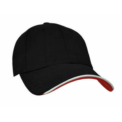 Custom Embroidered Navigator Logo Baseball Cap