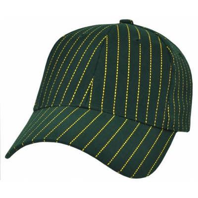 Custom Executive Pinstipe Corporate Baseball Cap