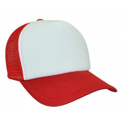 Custom Embroidered Trucker Mesh Baseball Cap