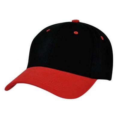 Custom Embroidered HBC Two-Tone Baseball Cap