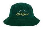 Picture of Custom Embroidered Logo Brushed Cotton Bucket Hat