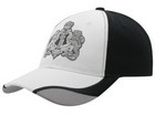 Picture of Custom Color Block Contour Corporate Baseball Cap
