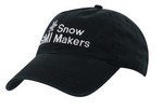 Picture of Custom Design Enzyme Washed Baseball Hat