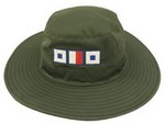 Picture of Custom Embroidered Polyviscose School Bucket Hat