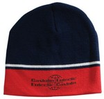 Picture of Custom Embroidered Logo Trim Design Beanie Cap