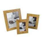 "Picture of 5"" x 7"" Vogue Bamboo Photo Frame"
