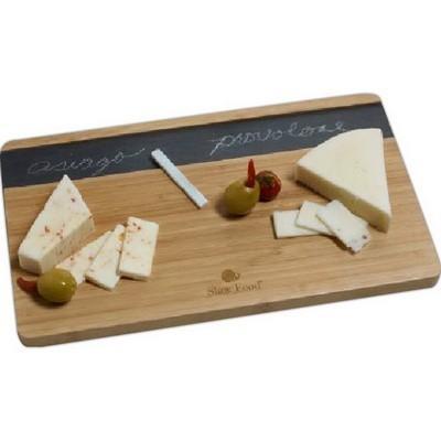 Custom-made Feast Slate Bamboo Cutting Board
