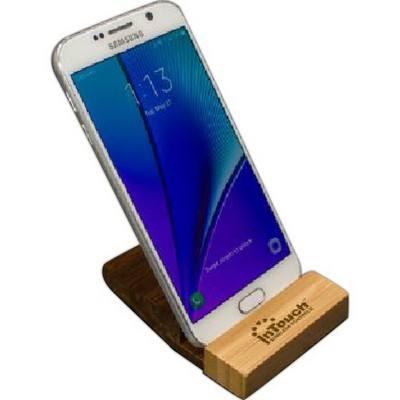 Custom-made Bamboo Phone Stand