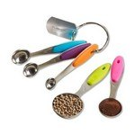 Picture of Personalised Colorful Measuring Spoons