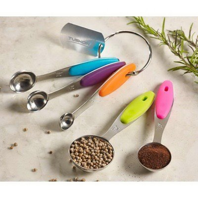 Personalised Colorful Measuring Spoons