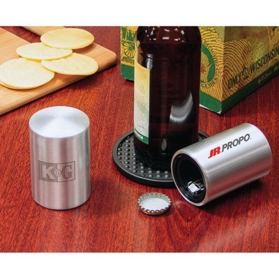Customisable Stainless Automatic Bottle Opener