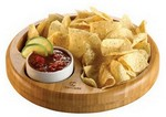 Picture of Bamboo Snack Bowl Set