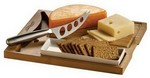 Picture of Bamboo Cheese Server Set