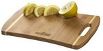 Picture of Stripe Handle Bamboo Cutting Board