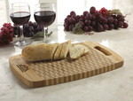 Picture of Pattern Bamboo Cutting Board