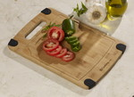 Picture of Silicone Bamboo Cutting Board