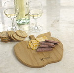 Picture of Apple Bamboo Cutting Board