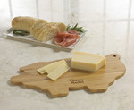 Picture of Pig Bamboo Cutting Board
