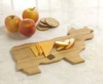 Picture of Cow Bamboo Cutting Board